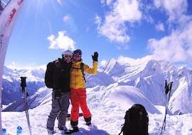Ski de randonnée privé - Avancé avec Skischule Veraguth Flims