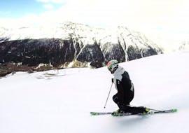 Cours particulier de télémark pour Tous niveaux avec Skischule Veraguth Flims