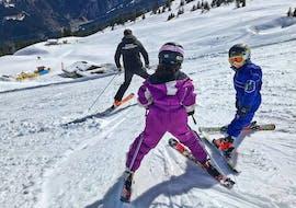 Cours particulier de ski Enfants pour Tous niveaux avec Snowacademy Gastein
