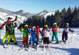Cours de ski Enfants - Premier cours avec Skischule Bayrischzell