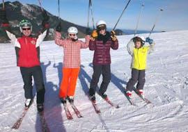 Cours de ski Enfants - Expérimentés avec Skischule Bayrischzell