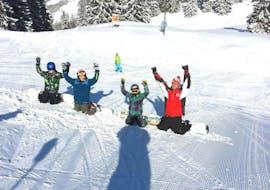 Cours de snowboard - Premier cours avec Skischule Bayrischzell