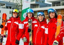 Cours de ski Enfants dès 11 ans pour Tous niveaux avec Snow Sports School Eichenhof St. Johann