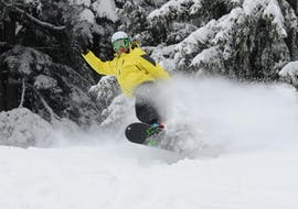 Private Snowboarding Lessons for Teens of All Levels with Skischool Ecki Kober - Brauneck