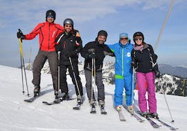 Teen & Adult Ski Lessons for All Levels - Low Season with ESI Pro Skiing Chatel