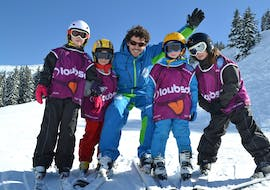 Kids Ski Lessons (6-13 y.) for All Levels - Low Season with ESI Pro Skiing Chatel