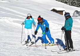 Private Ski Lessons for Adults of All Levels - Holidays with ESI Pro Skiing Chatel