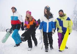 Cours de snowboard dès 16 ans - Premier cours avec Skischule Mallnitz