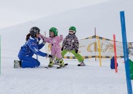Cours de ski Enfants dès 3 ans - Premier cours avec Tiroler Skischule Lermoos Pepi Pechtl