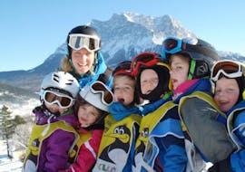 Cours de ski Enfants dès 4 ans - Premier cours avec Tiroler Skischule Lermoos Pepi Pechtl