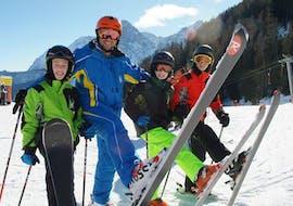 Cours de ski Enfants dès 4 ans - Expérimentés avec Tiroler Skischule Lermoos Pepi Pechtl