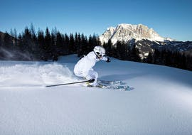 Cours de ski Adultes - Expérimentés avec Tiroler Skischule Lermoos Pepi Pechtl