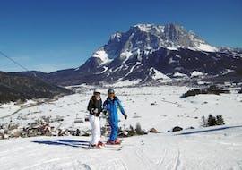 Cours particulier de ski Adultes pour Tous niveaux avec Tiroler Skischule Lermoos Pepi Pechtl