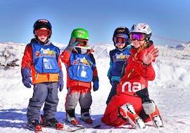 """Cours de ski Enfants """"Mini Kids"""" (3-5 ans) - Nendaz avec Neige Aventure"""