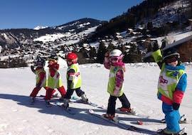 Cours de ski Enfants (4-6 ans) - Basse saison avec ESI La Clusaz