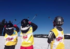 Private Ski Lessons for Kids of All Ages - February avec ESI La Clusaz