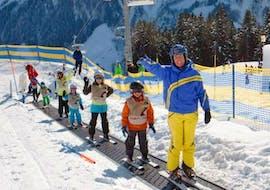 Cours de ski Enfants dès 6 ans pour Tous niveaux avec Ski School Vreni Schneider Elm