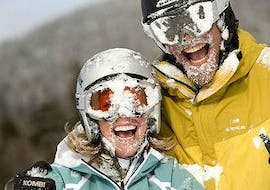 Private Ski Lessons for Adults of All Levels with Family Skiing Zermatt