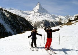 Private Ski Lessons for Kids of All Levels with Family Skiing Zermatt