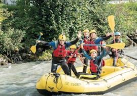 Rafting sur la Lütschine à Interlaken en Famille avec Outdoor Interlaken