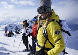 Cours particulier de ski Adultes - Basse saison avec ESI First Tracks Courchevel