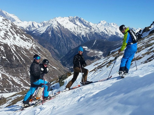 Private Ski Guide for All Levels & Ages
