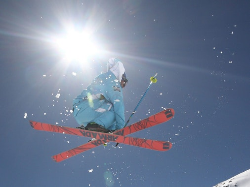 Private Freestyle Skiing Lessons for Advanced Skiers