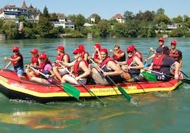 Eenvoudige Raften in Istein - Rhine met Black Forest Magic Outdoorschule