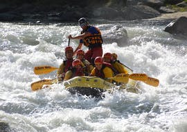 Classic Rafting on the Noce River in Val di Sole with Extreme Waves Val di Sole