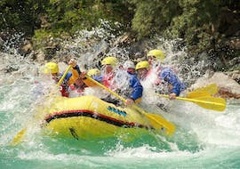White Water Rafting in the Soča Valley - Standard Tour mit TOP Rafting Bovec