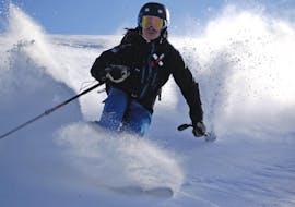 Privé off-piste ski tours in de Kitzbühler Alpen met Snowsports Kitzbühel