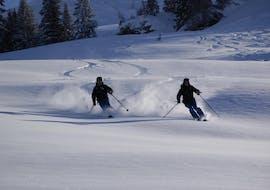 Gevorderde Freeride Camp (min.3 pax) met Snowsports Kitzbühel