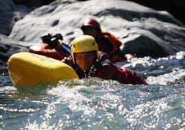 Rafting sportif à Campertogno - Sesia avec Eddyline - The River Experience Valsesia