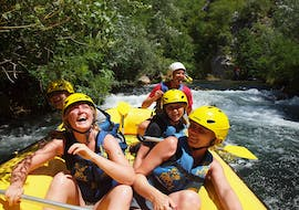 Rafting on the Cetina River near Omiš for All Ages with Dalmatia Rafting