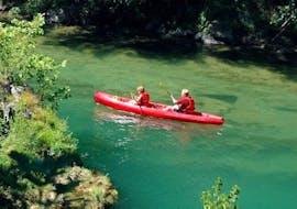 9km Kayak & Canoe on the Tarn River -From Creissels to Peyre avec Evolution 2 - Millau