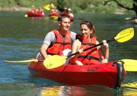 13km Kayak & Canoe Hire on Dourbie - From Boffi to Creissels avec Evolution 2 - Millau