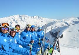 Cours de ski Ados & Adultes - Haute saison avec European Ski School Les Deux Alpes
