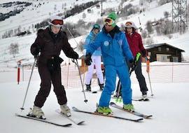 Private Ski Lessons for Adults of All Levels - Low Season avec European Ski School Les Deux Alpes