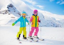 Cours de ski Enfants dès 6 ans pour Tous niveaux avec Starthaus - Skischule Fichtelberg