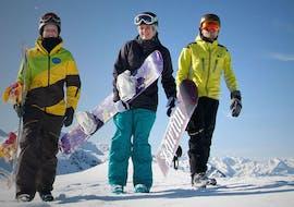 Cours de snowboard - Premier cours avec Ski & Snowboard School Montevia Brauneck