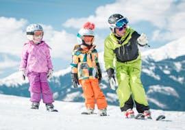 Privé Kinderskilessen voor Alle Niveaus met Ski School Bewegt Kaprun