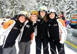 Cours de snowboard pour Tous niveaux avec Skischule Alpin-Profis Kirchberg/Tirol