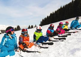 Cours de ski pour Enfants (4-6 ans) - Vacances avec ESI Vars - Eyssina