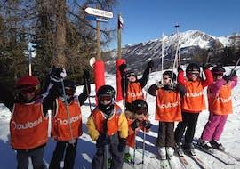 Cours de ski pour Enfants (6-17 ans) - Vacances avec ESI Vars - Eyssina