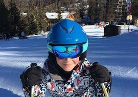 Cours particulier de ski pour Enfants - Février - Tous âges avec ESI Vars - Eyssina