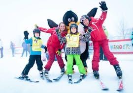 """Skilessen """"BOBO's Kids Club"""" (4-15 jaar) - Gevorderden met Ski Dome Viehhofen"""