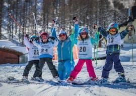 Cours de ski Enfants (5-10 ans) pour Expérimentés avec Scuola di Sci Vialattea Sauze d'Oulx