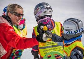"""Skilessen voor kindersen """"BOBO's Bambini Club"""" (3 j.) met Ski Dome Viehhofen"""