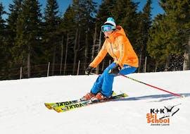 Privé skilessen voor volwassenen voor alle niveaus met K+K Ski School Krkonoše