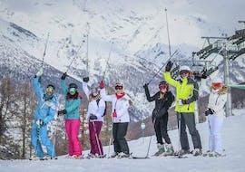 Skilessen voor volwassenen - ervaren met Scuola di Sci Vialattea Sauze d'Oulx